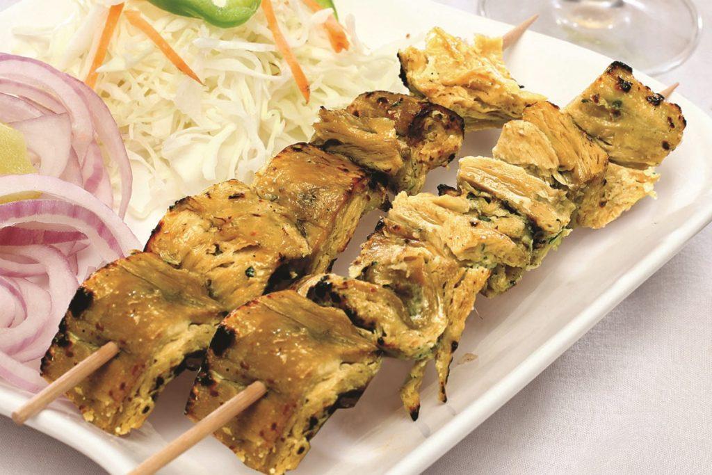Soya Veg Chicken Tikka
